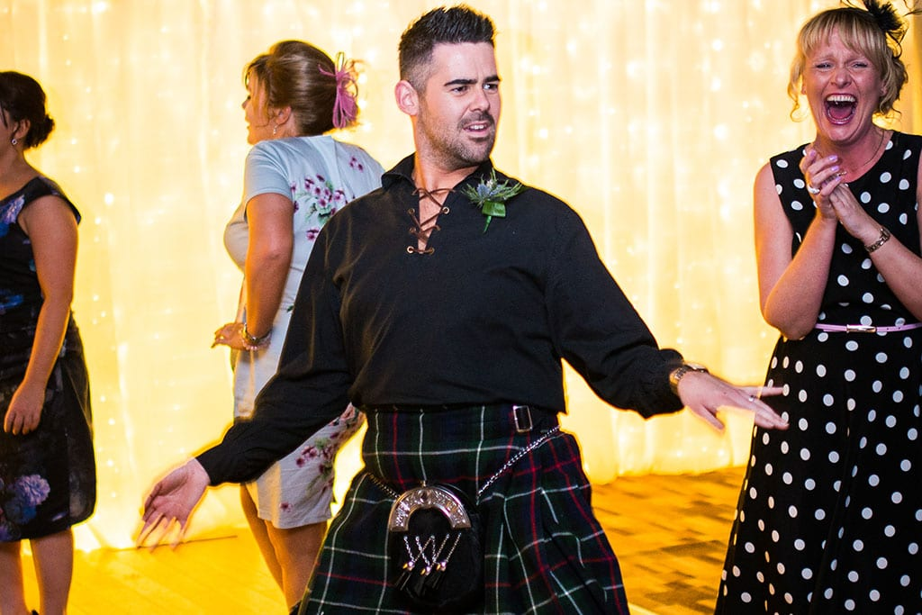 mastering wedding ceilidh dancing