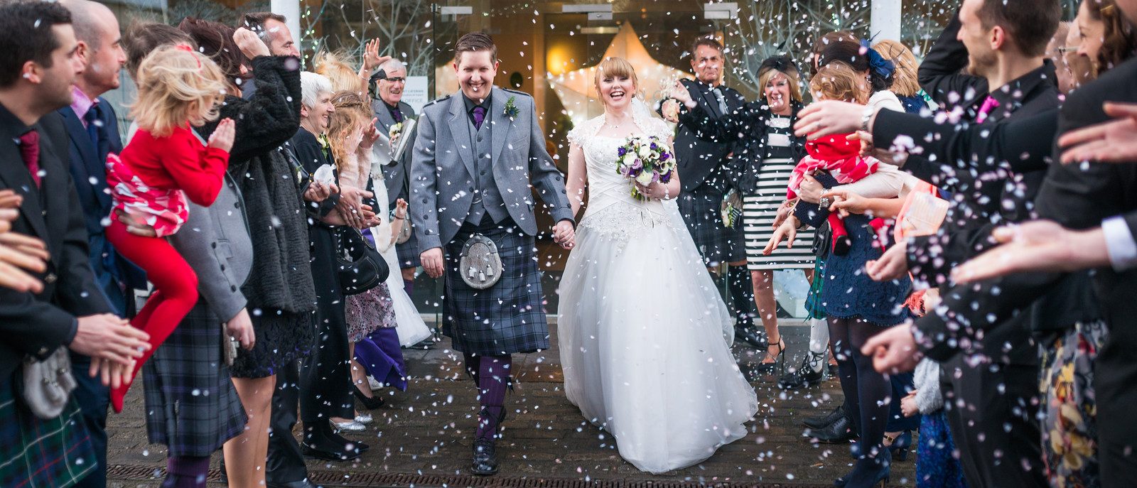top ten reasons to have an autumn or winter wedding