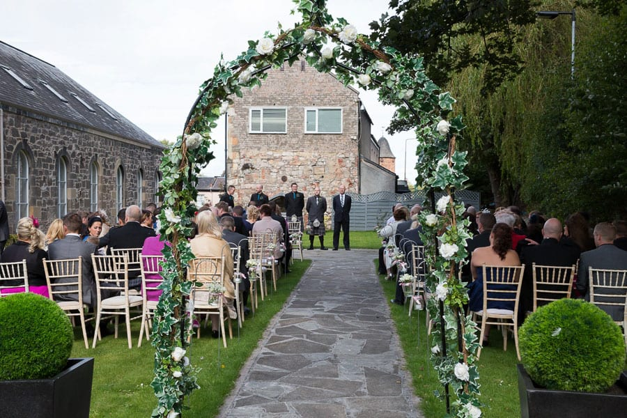 wedding showcase near edinburgh