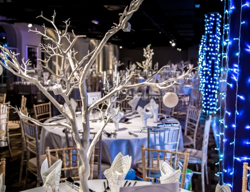 5 reasons to book your Christmas party night on a Friday at Eskmills Venue