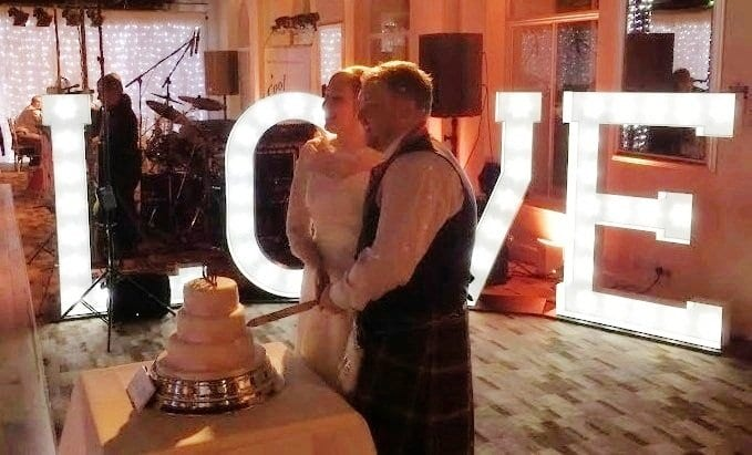 Big Love Celebrated by Lynsey and Mark