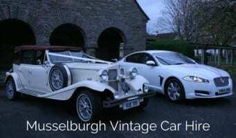 Musselburgh Vintage Car Hire