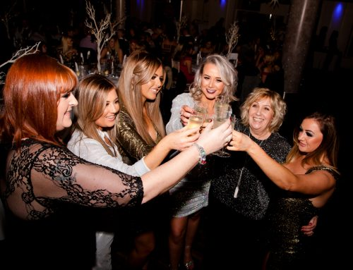 5 reasons to have your Christmas Party Night out with us