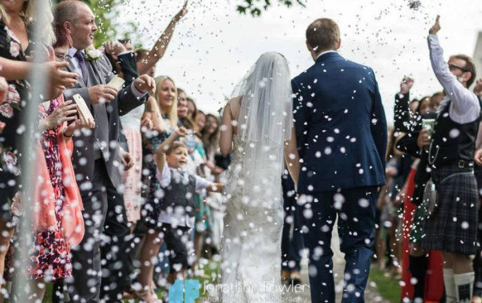Eskmills 2020 Summer Wedding